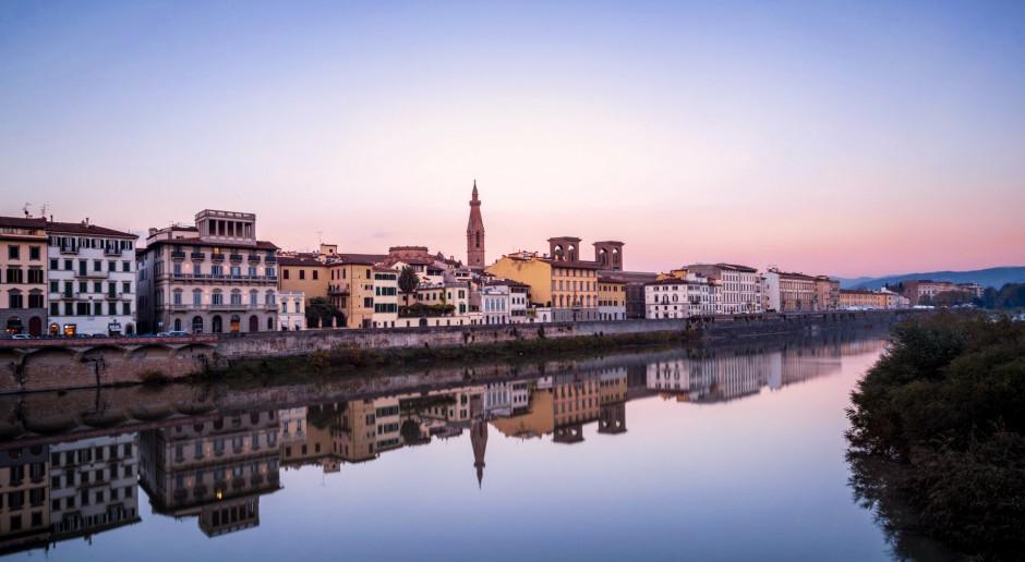 Włochy: Turyści powoli wracają do Florencji, są wśród nich Polacy