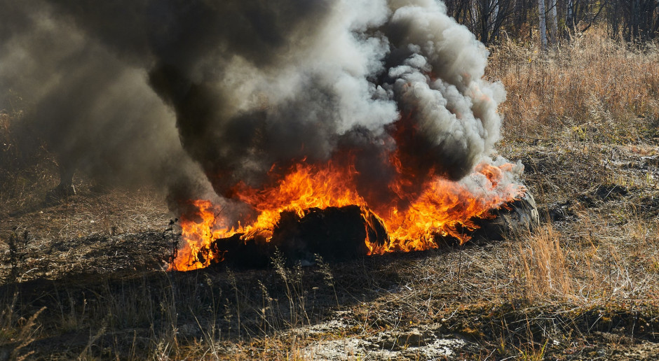 Cypr: Cztery osoby zginęły w olbrzymim pożarze lasów w górach Troodos