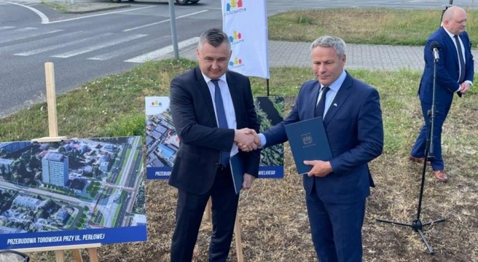 Bydgoszcz modernizuje i rozbudowuje sieć tramwajową