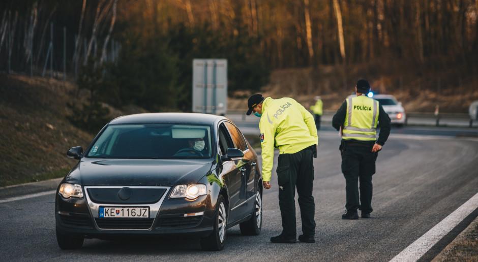 Słowacja: część przejść granicznych z Polską zostanie otwarta do 12 lipca