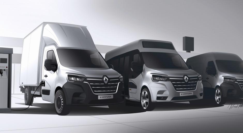 Są szczegóły wodorowego projektu Renault