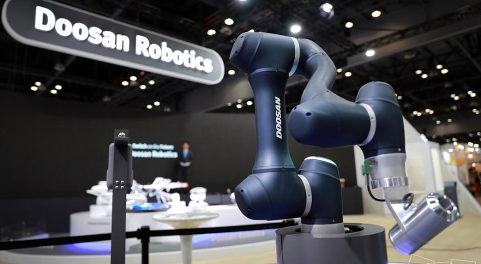 Transition Technologies stawia na rozwój robotów współpracujących