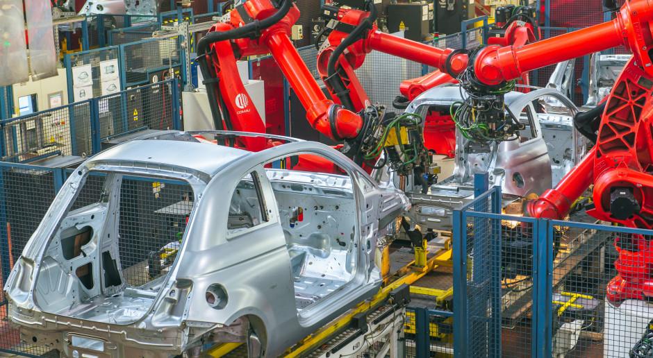 Brak półprzewodników zatrzymuje fabrykę Fiata w Tychach