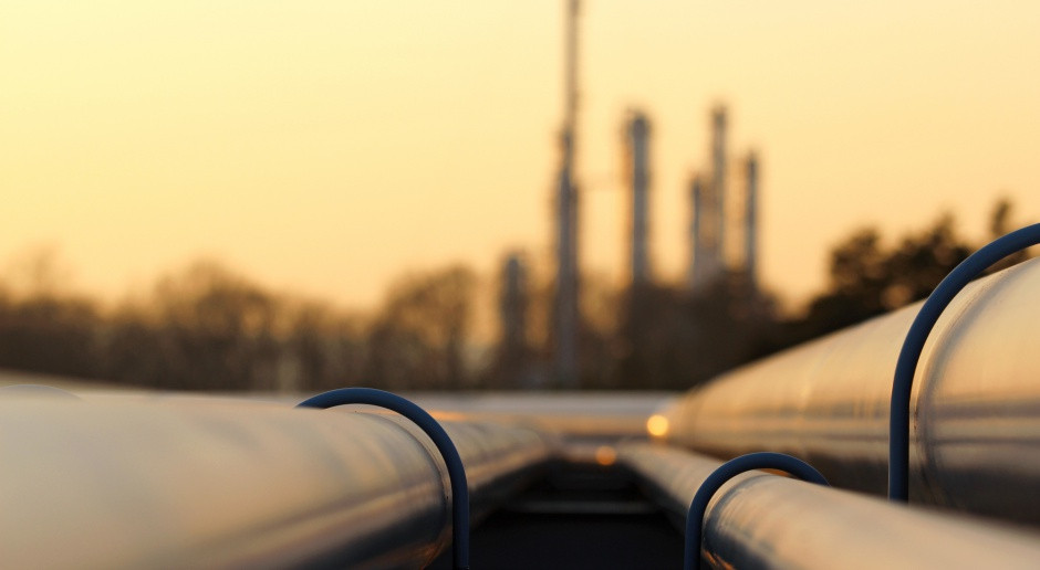 System przesyłowy ropy naftowej z Rosji wolny od chlorków organicznych