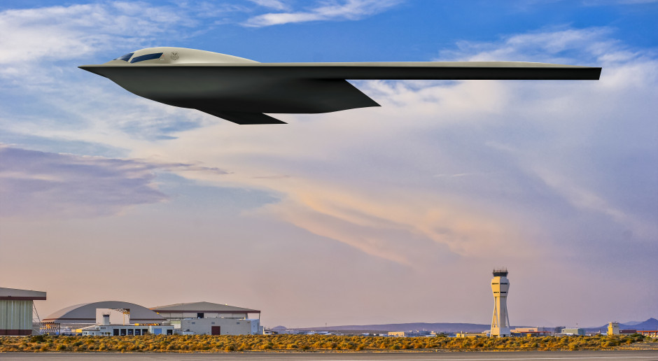 Amerykanie pokazali najnowsze latające cudo. Tym postraszą świat