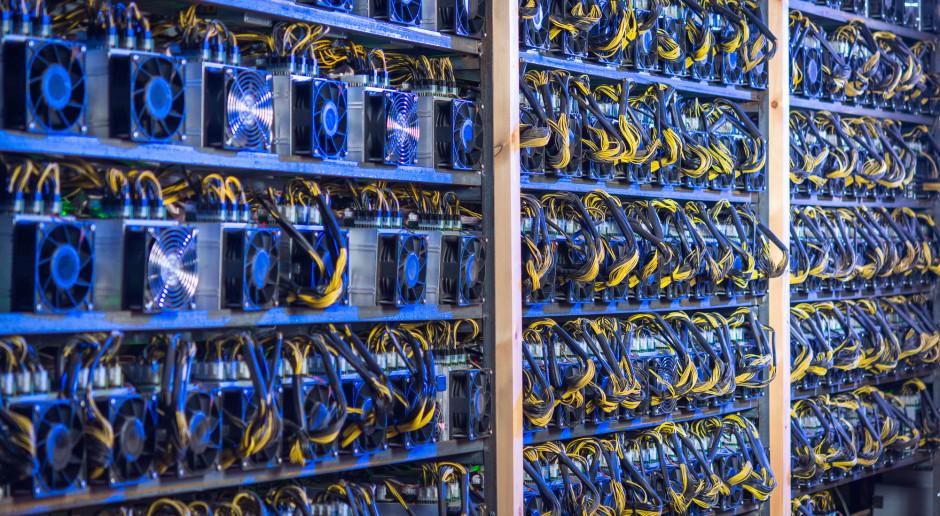 Nielegalną kopalnię kryptowalut odkryto na terenie elektrowni