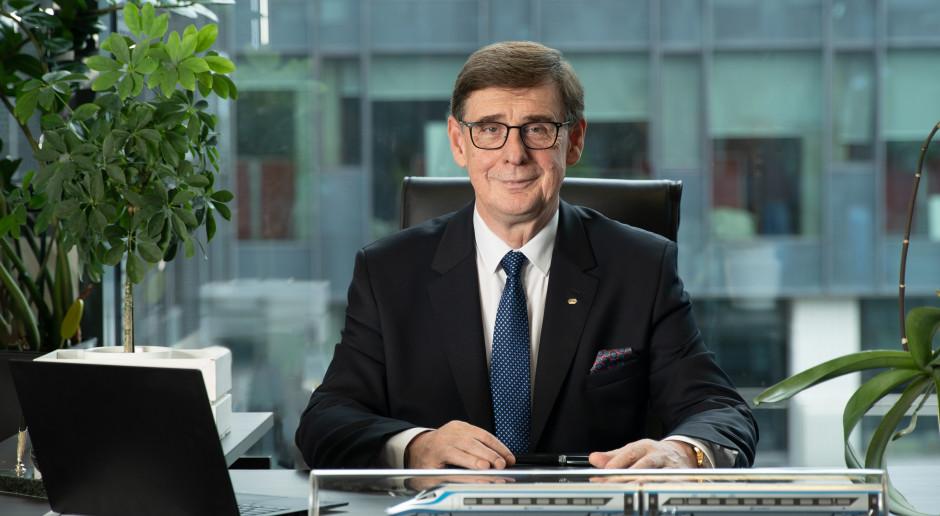 Prezes PKP przewodniczącym Międzynarodowego Związku Kolei
