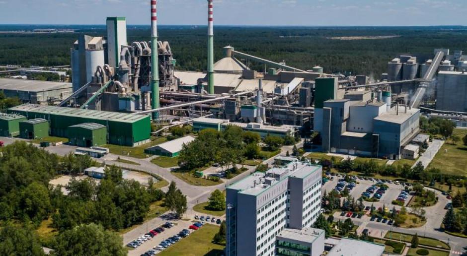 Branża cementowa mocno liczy na redukcję kosztów zakupu energii