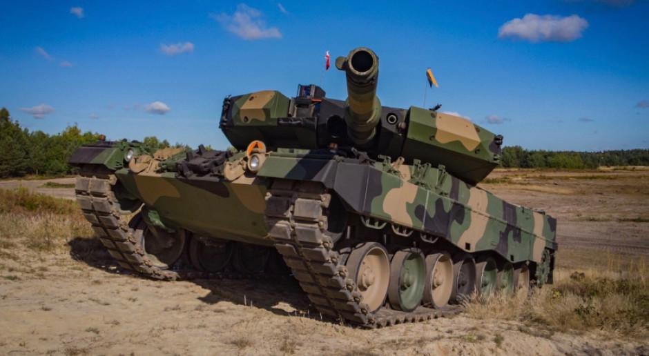 Mirbud z umową na budowę hali do remontu czołgów