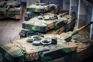 Polska firma ma licencję na produkcję luf do Leopardów