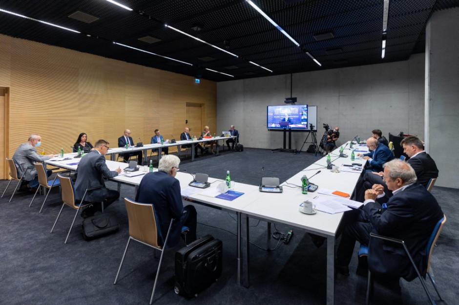 Piątkowe spotkanie Rady Europejskiego Kongresu Gospodarczego. Fot. PTWP