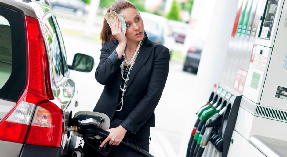Coraz drożej na stacjach paliw
