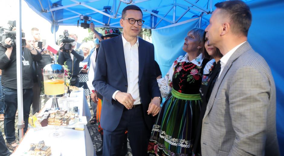 Premier: Polski Ład to bilet do życia na poziomie Zachodu, ale według polskich zasad