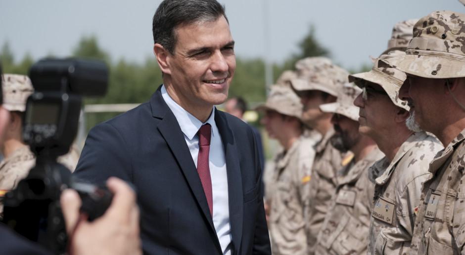 Hiszpania: Premier Sanchez ogłosił zmiany w rządzie m.in. na stanowisku szefa MSZ