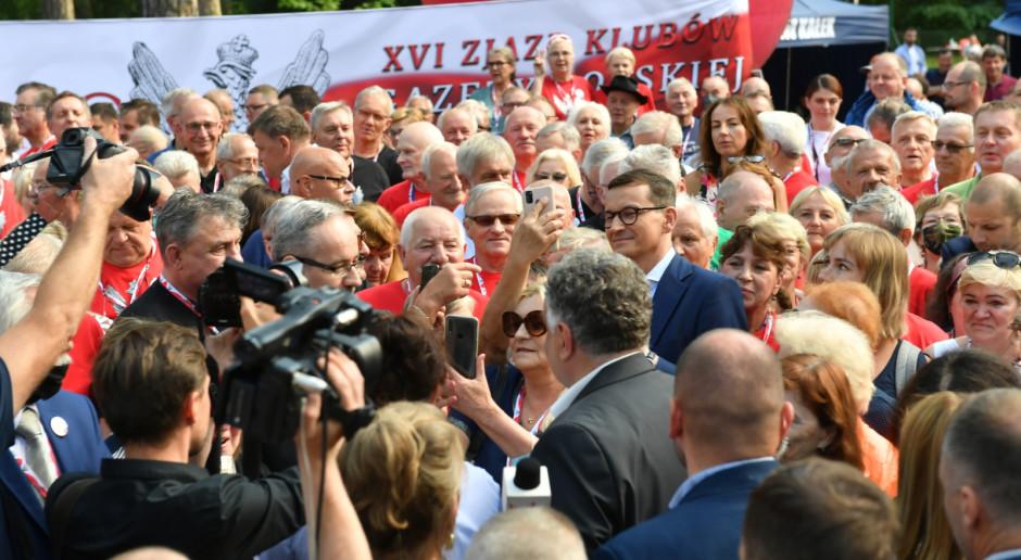 """Premier: Łódzkie będzie jednym z głównych beneficjentów """"Polskiego Ładu"""""""