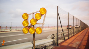 Na Program Bezpiecznej Infrastruktury Drogowej ok. 400 mln zł