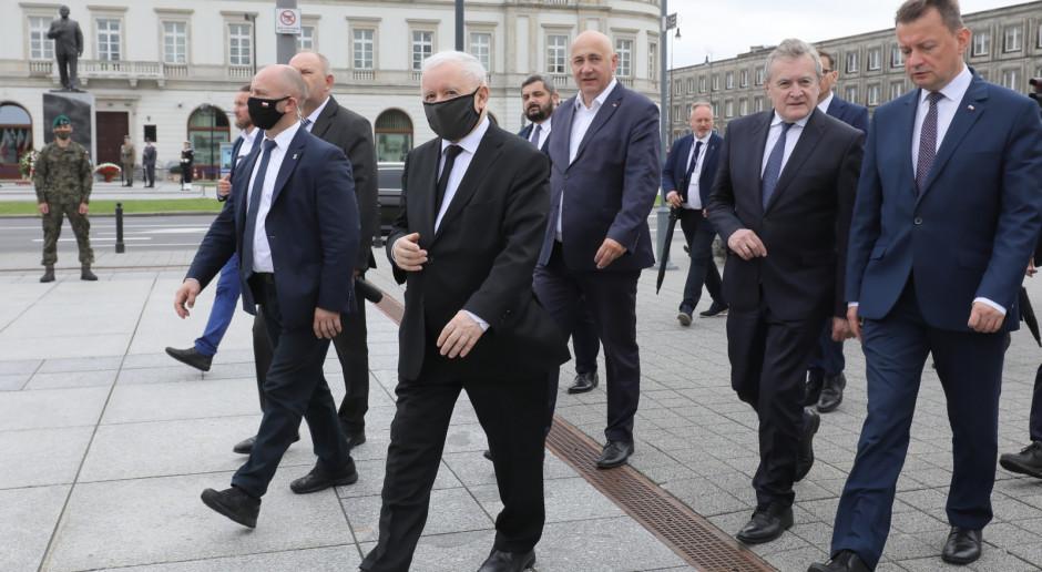Kaczyński: w naszych programach na każdą gminę wypada średnio ponad 50 mln zł