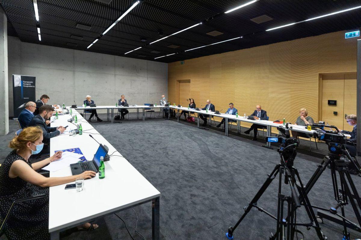 Posiedzenie Rady EEC (fot. mat. pras.)