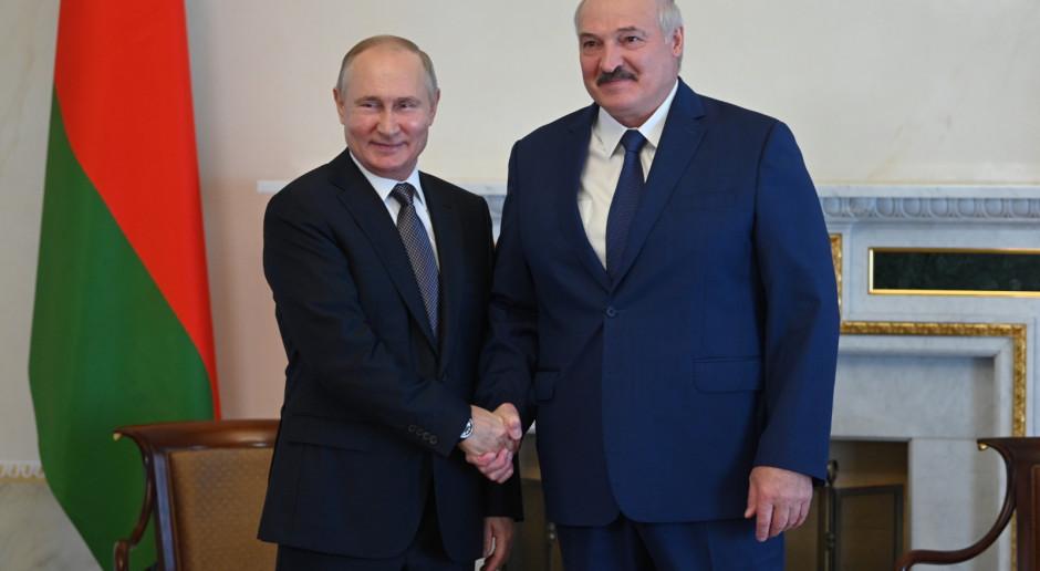 Rosyjsko-białoruskie porozumienie w sprawie ceny gazu