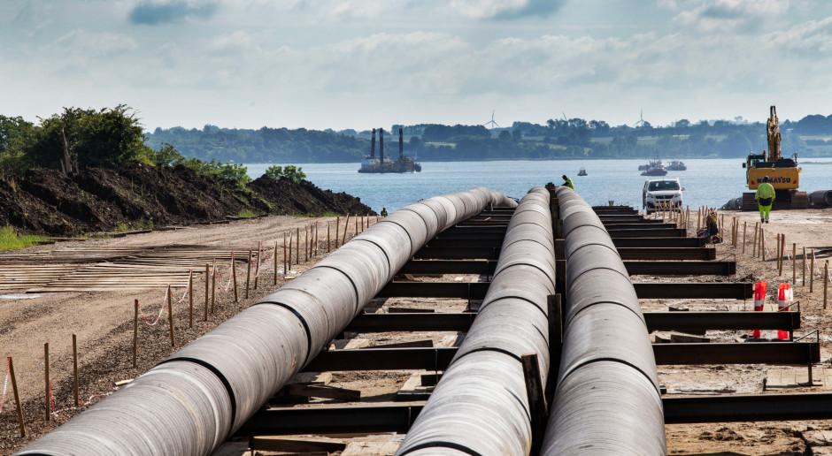 Najdłuższy element Baltic Pipe wszedł na zaawansowany etap