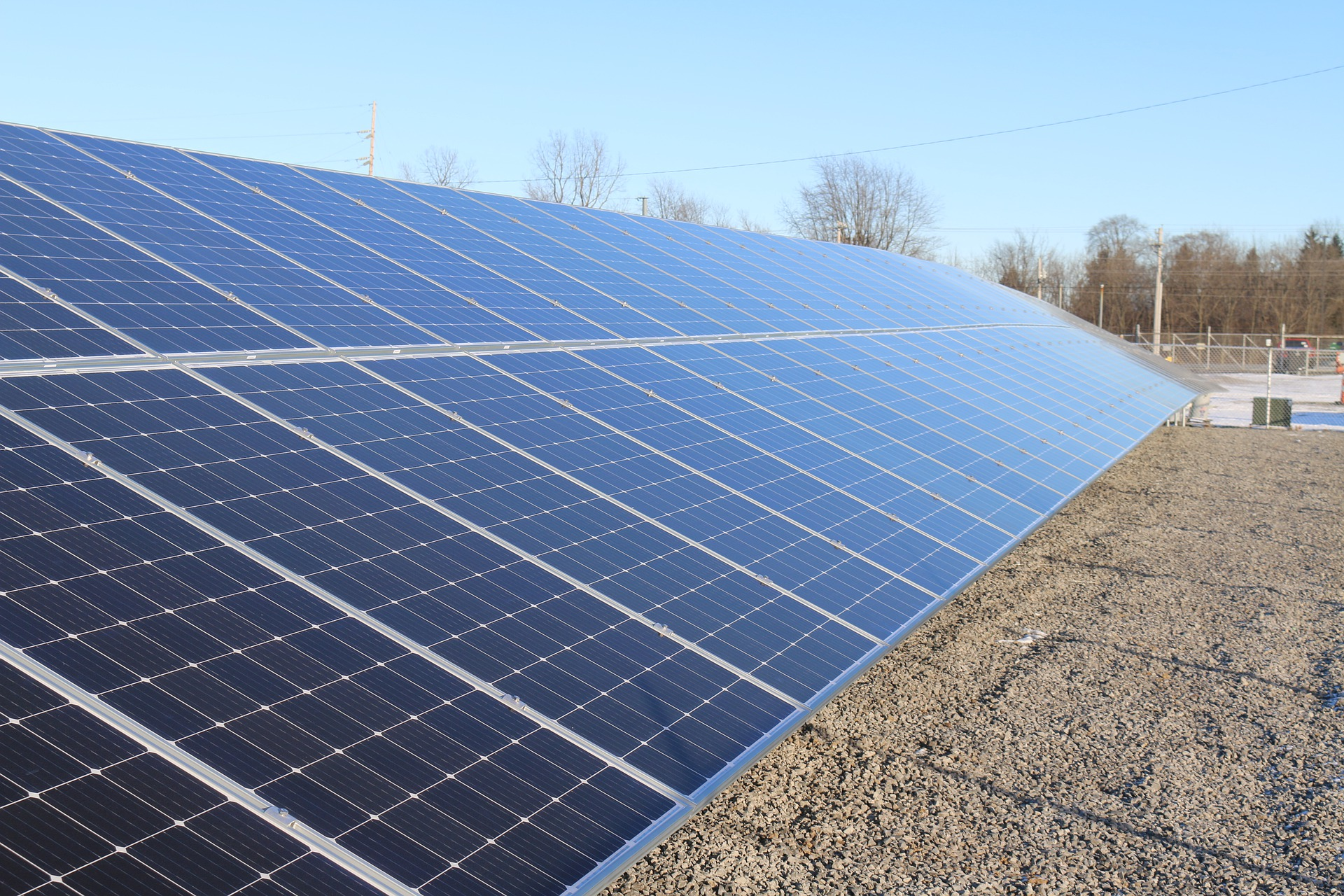 Elektrownia słoneczna (fot. mat. pras. Enea)