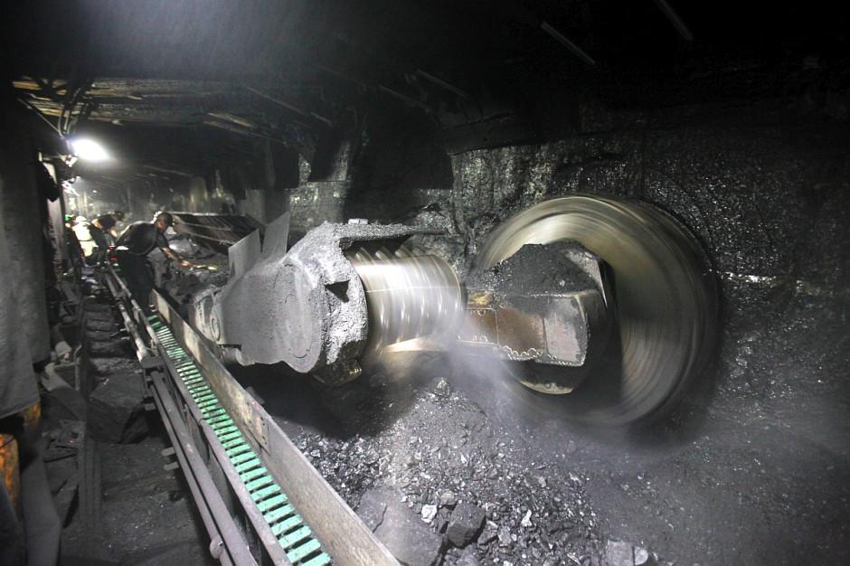Wydobycie węgla w Polsce z roku na rok spada (fot. mat. pras. PGG)