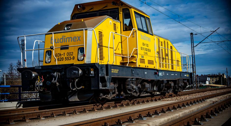 Budimex dozbraja się w nowy sprzęt do robót kolejowych