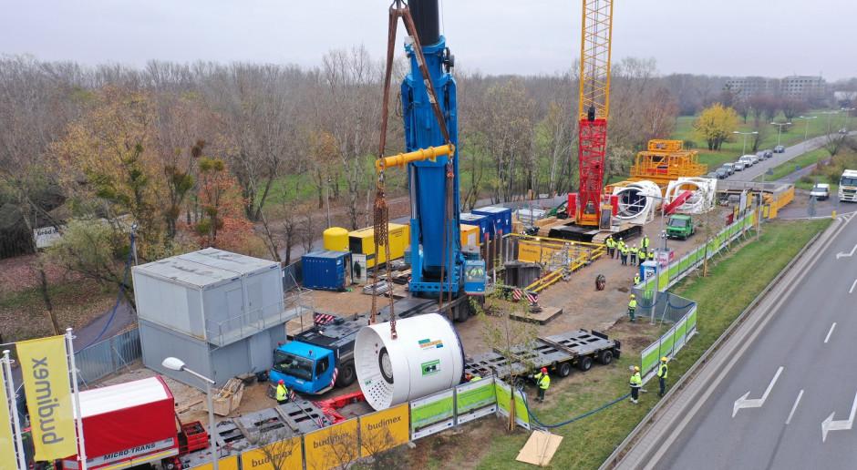Budimex bliżej kontraktu na budowę ostatniego odcinka kolektora Wiślanego