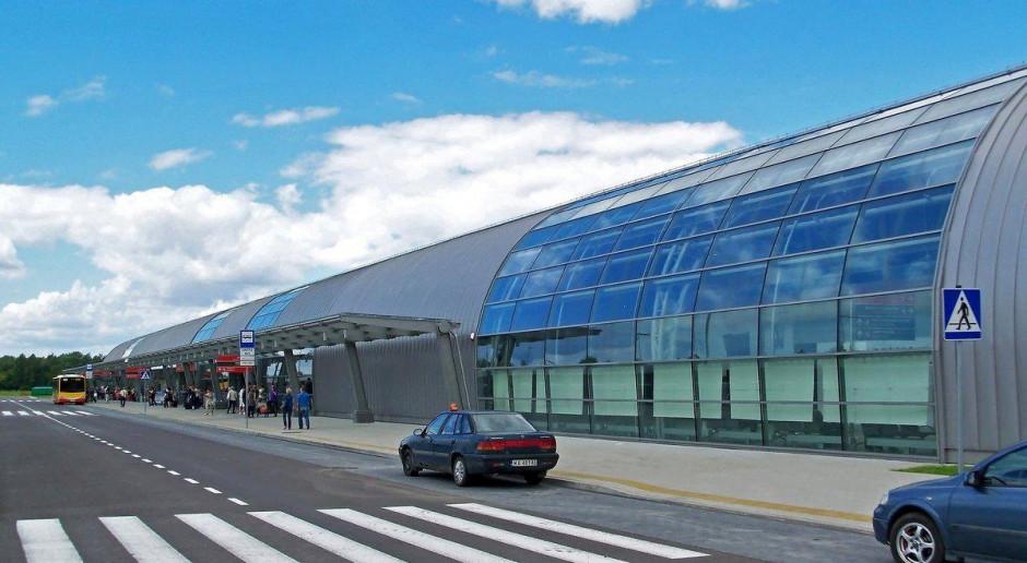 Lotnisko w Modlinie obsłużył ponad 230 proc. więcej pasażerów