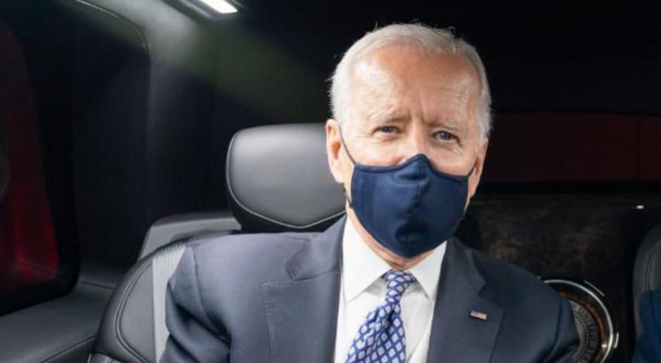 Biden: Nakładanie sankcji na Nord Stream 2 pozbawione sensu