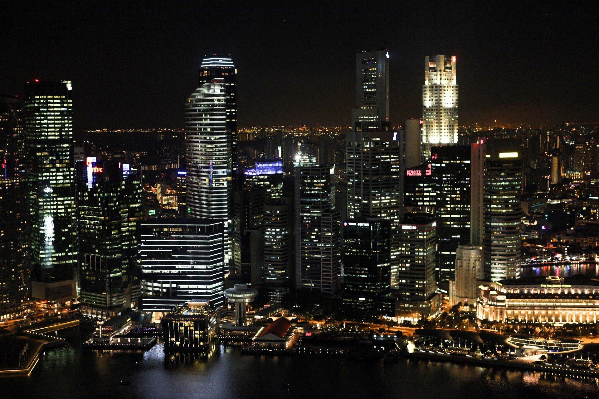Reputacja Singapuru, jako stabilnego, anglojęzycznego państwa, mogącego służyć jako punkt ekspansji do wielomilionowych rynków azjatyckich, będzie się umacniać (fot. Pixabay)