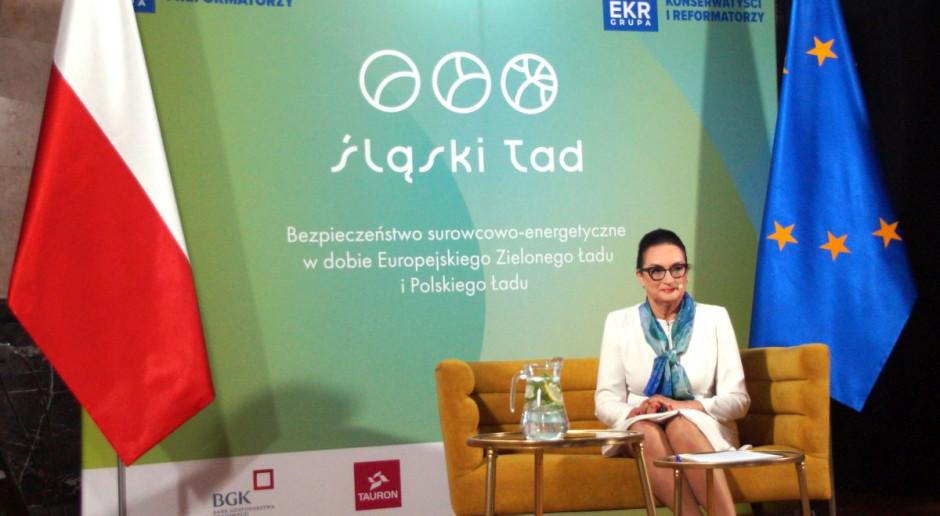 Izabela Kloc: konferencja Śląski Ład to gwarancja ważnych tematów i ciekawych gości