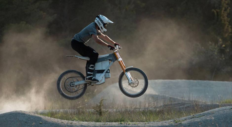 Szwedzka firma władowała 25 mln dolarów w elektryczne motocykle