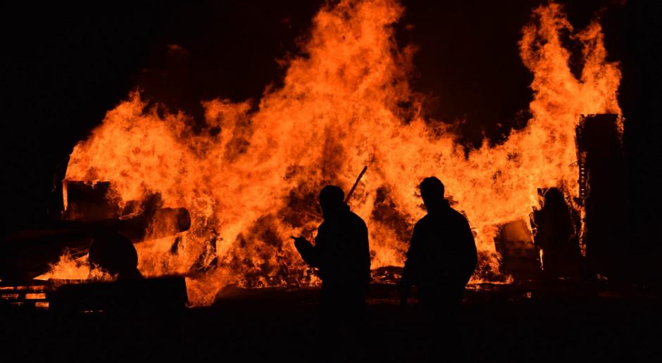 USA: Pożary szaleją w stanie Oregon, ponad 2 tys. ludzi musiało uciekać