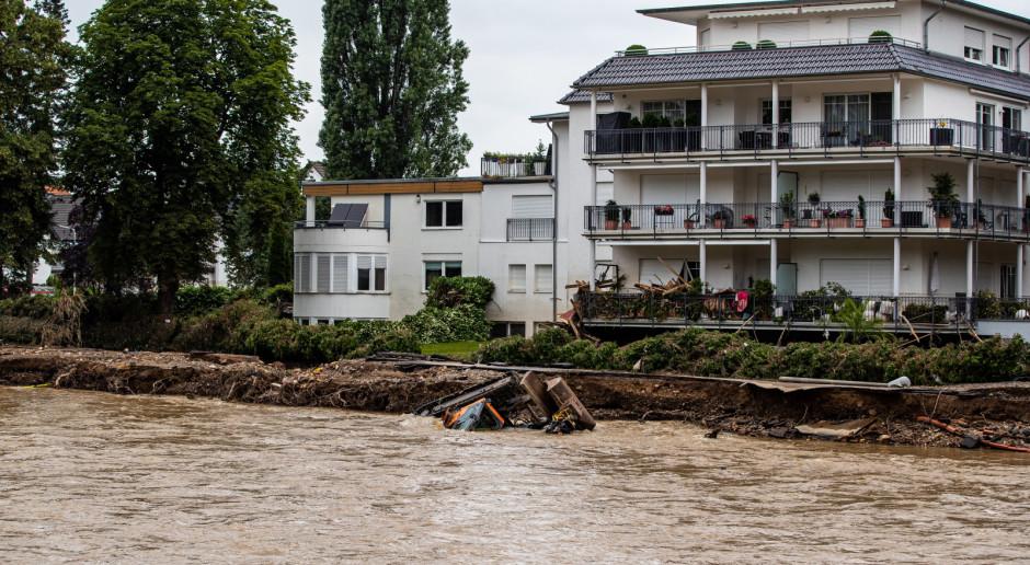 Niemcy: Do 133 wzrósł bilans ofiar śmiertelnych powodzi w kraju