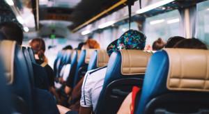 Wypadek autobusu jadącego do Wrocławia