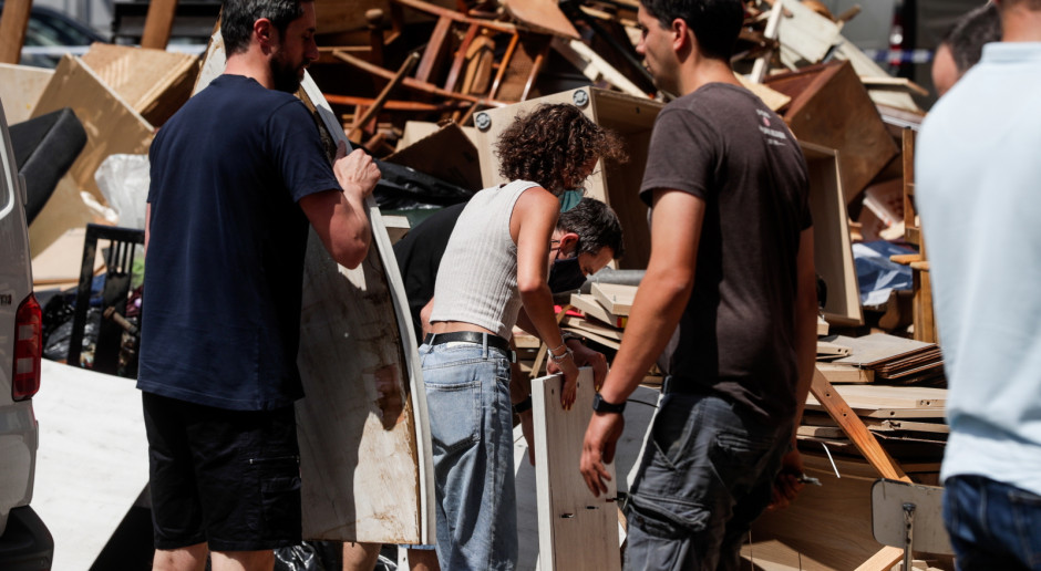 Belgia: Do 27 wzrosła liczba ofiar śmiertelnych powodzi