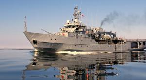 Ostra walka o kontrakt dla marynarki. W grze są nawet Austriacy