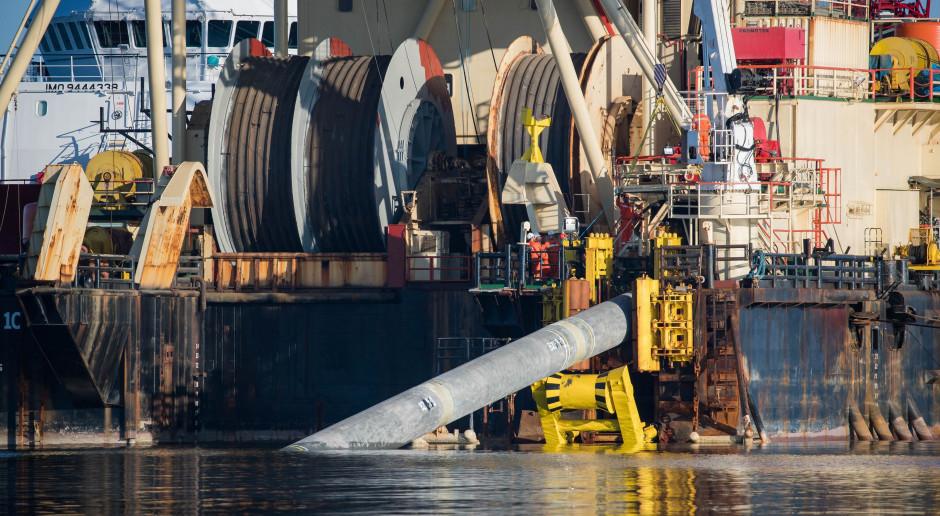 W umowie z USA w sprawie NS2 Niemcy zobowiązały się do wsparcia Inicjatywy Trójmorza