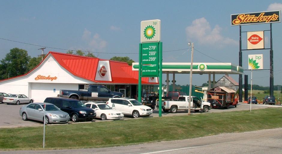 Stacje benzynowe BP nie mają paliw, bo brakuje kierowców