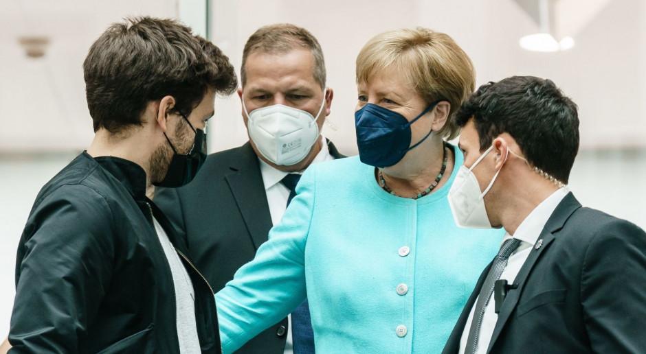Angela Merkel zapewnia, że Rosja nie chce używać energii jako broni