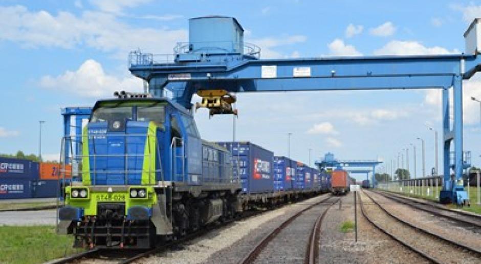 Intermodal zyskuje na znaczeniu w przewozach kolejowych