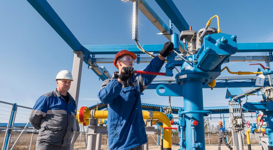 Gazprom jest gotów kontynuować tranzyt gazu przez Ukrainę po 2024 roku