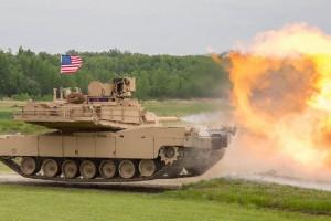 Czołgi Abrams bez osłony? Poślizg w realizacji programu Narew