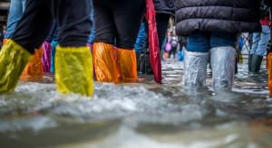 Indie: 76 ofiar śmiertelnych powodzi