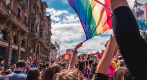 Kilka tysięcy osób na marszu Budapest Pride