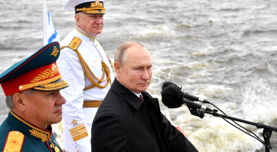 Rosja: Putin grozi, że Rosja jest w stanie wykryć każdego wroga i zadać nieunikniony cios
