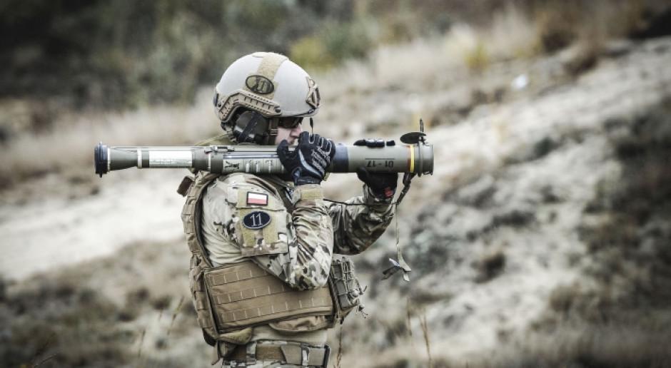 GROM szuka jednorazowych granatników. To już drugie podejście