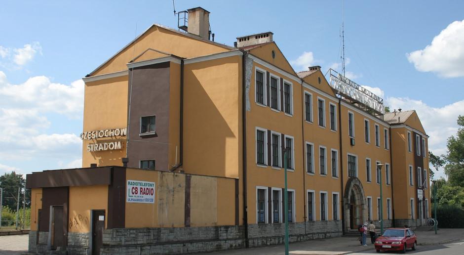 Śląskie: PLK uzupełniają infrastrukturę na stacji Częstochowa Stradom