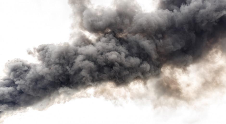 Niemcy: wybuch w spalarni odpadów, kłęby dymu w pobliżu fabryki Bayera
